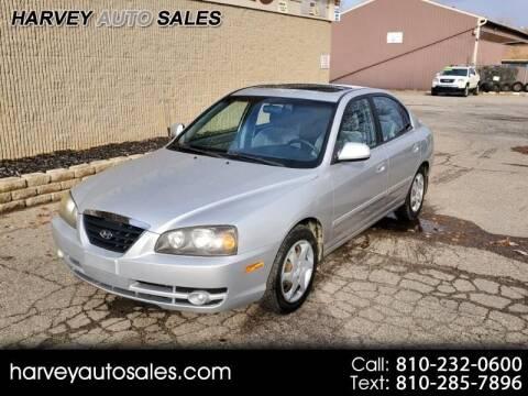 2005 Hyundai Elantra for sale at Harvey Auto Sales, LLC. in Flint MI