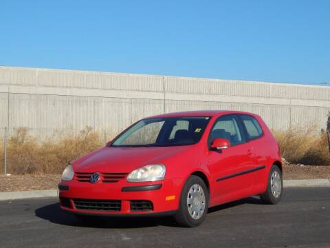 2008 Volkswagen Rabbit for sale at Crow`s Auto Sales in San Jose CA