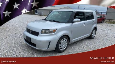 2009 Scion xB for sale at 66 Auto Center in Joplin MO
