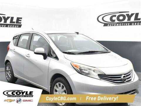 2014 Nissan Versa Note for sale at COYLE GM - COYLE NISSAN - New Inventory in Clarksville IN