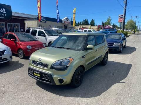2013 Kia Soul for sale at Tacoma Autos LLC in Tacoma WA
