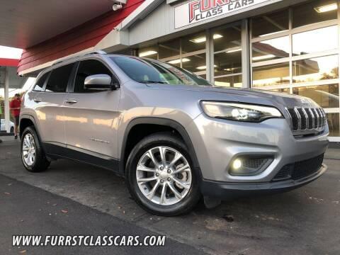 2019 Jeep Cherokee for sale at Furrst Class Cars LLC in Charlotte NC