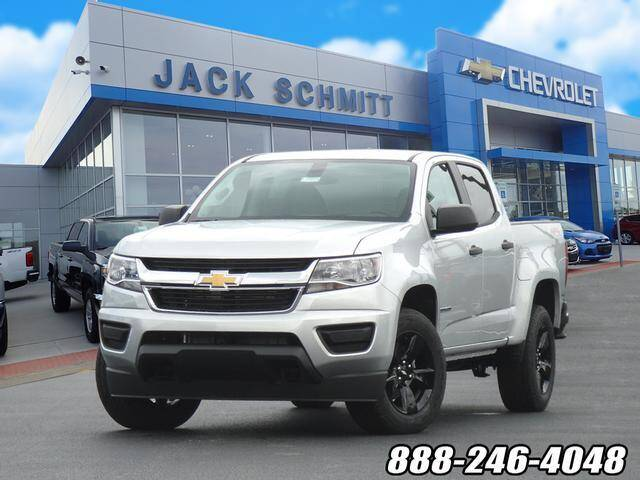 2019 Chevrolet Colorado for sale at Jack Schmitt Chevrolet Wood River in Wood River IL