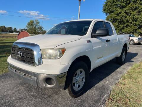 2008 Toyota Tundra for sale at Champion Motorcars in Springdale AR