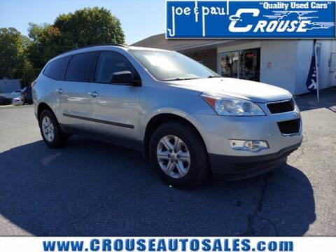 2011 Chevrolet Traverse for sale at Joe and Paul Crouse Inc. in Columbia PA