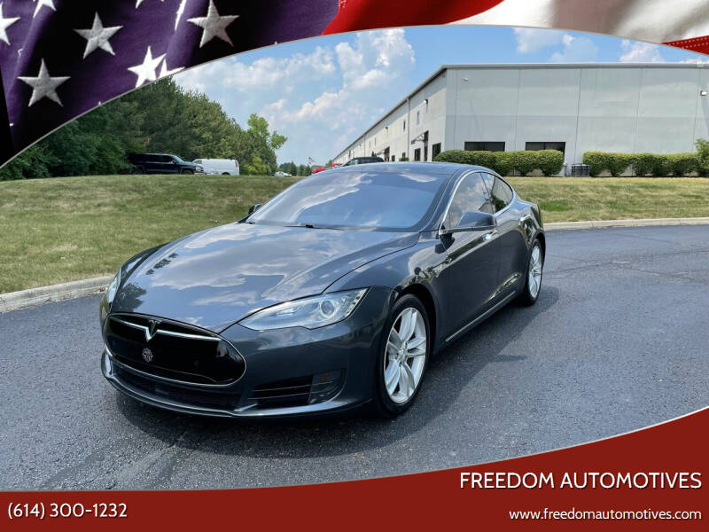 2015 Tesla Model S for sale at Freedom Automotives in Grove City OH