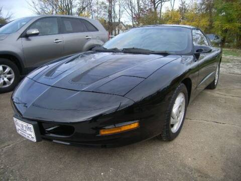 1994 Pontiac Firebird for sale at HALL OF FAME MOTORS in Rittman OH
