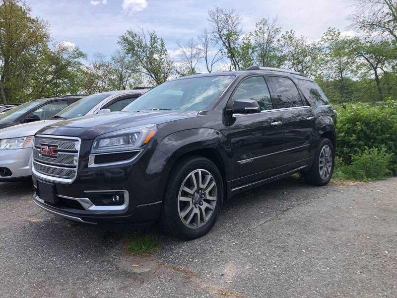 2014 GMC Acadia for sale at Top Line Import of Methuen in Methuen MA