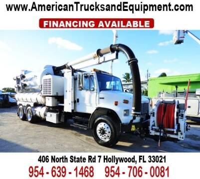 2004 Freightliner FL80 for sale at American Trucks and Equipment in Hollywood FL