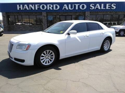2014 Chrysler 300 for sale at Hanford Auto Sales in Hanford CA