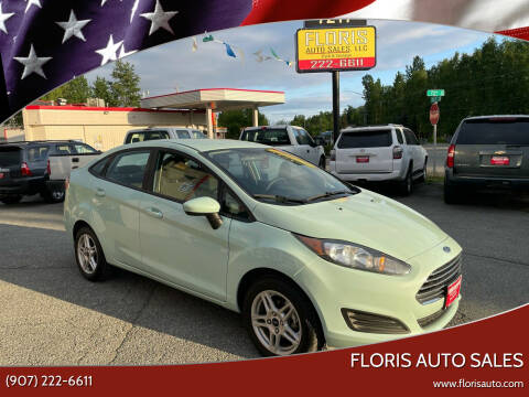2019 Ford Fiesta for sale at FLORIS AUTO SALES in Anchorage AK