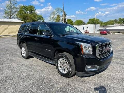 2017 GMC Yukon for sale at Jackie's Car Shop in Emigsville PA