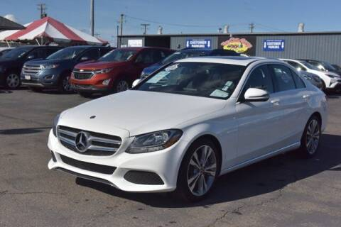 2018 Mercedes-Benz C-Class for sale at Choice Motors in Merced CA