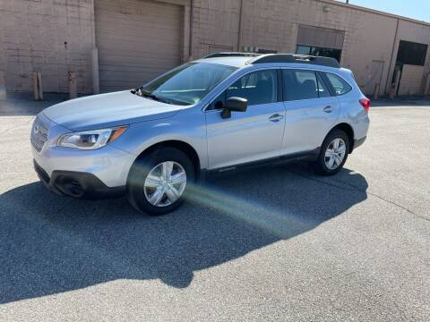 2015 Subaru Outback for sale at Certified Auto Exchange in Indianapolis IN