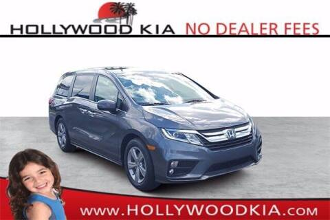 2018 Honda Odyssey for sale at JumboAutoGroup.com in Hollywood FL