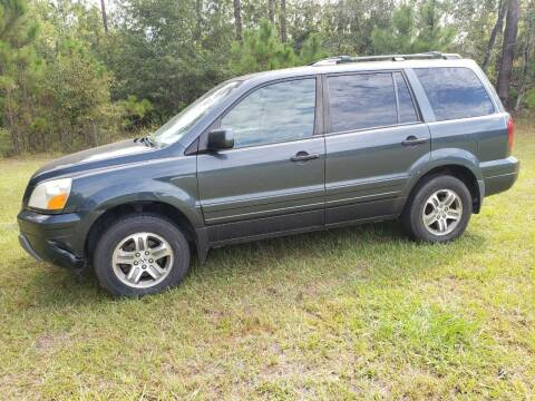 2004 Honda Pilot for sale at Easy Street Auto Brokers in Lake City FL