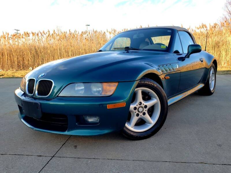 1998 BMW Z3 for sale at Elite Auto World in Cleveland OH