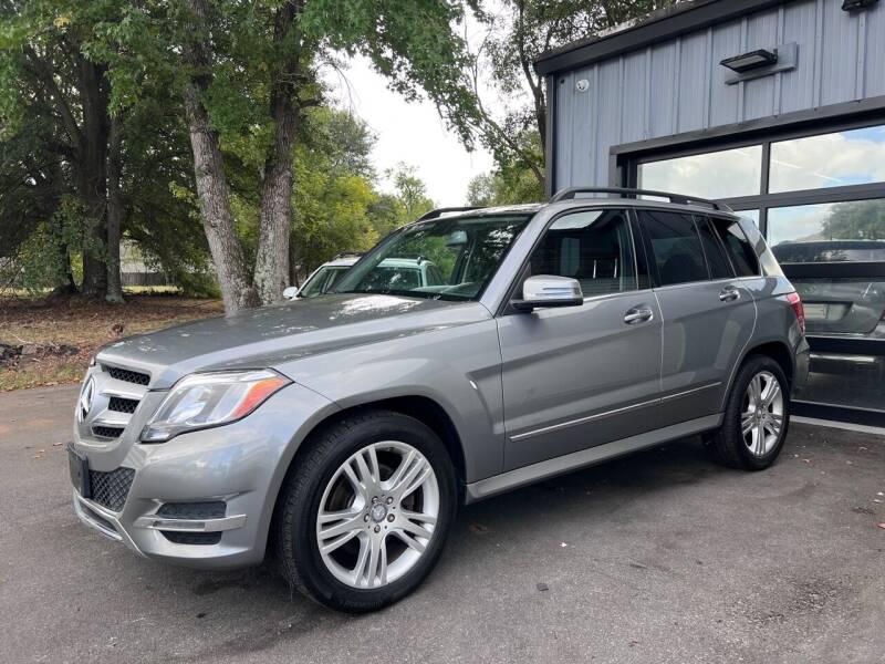2015 Mercedes-Benz GLK for sale at Luxury Auto Company in Cornelius NC