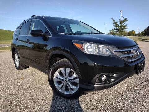 2013 Honda CR-V for sale at Sinclair Auto Inc. in Pendleton IN