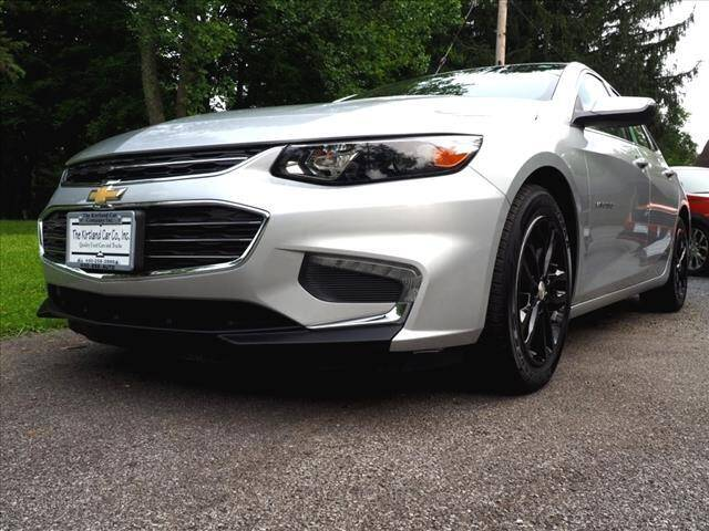 2017 Chevrolet Malibu for sale at Kirtland Car Company in Kirtland OH