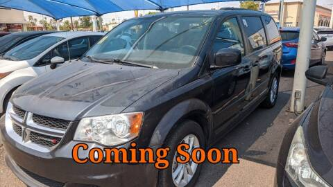 2014 Dodge Grand Caravan for sale at USA Auto Inc in Mesa AZ