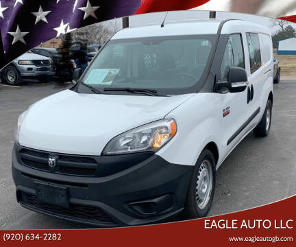 2016 RAM ProMaster City Cargo for sale at Eagle Auto LLC in Green Bay WI