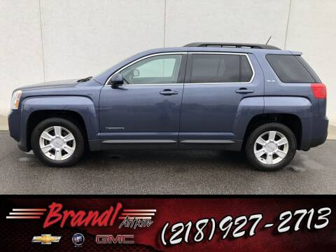 2013 GMC Terrain for sale at Brandl GM in Aitkin MN