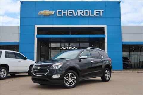 2016 Chevrolet Equinox for sale at Lipscomb Auto Center in Bowie TX