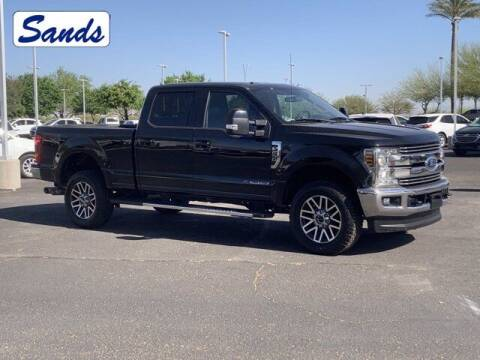 2018 Ford F-250 Super Duty for sale at Sands Chevrolet in Surprise AZ