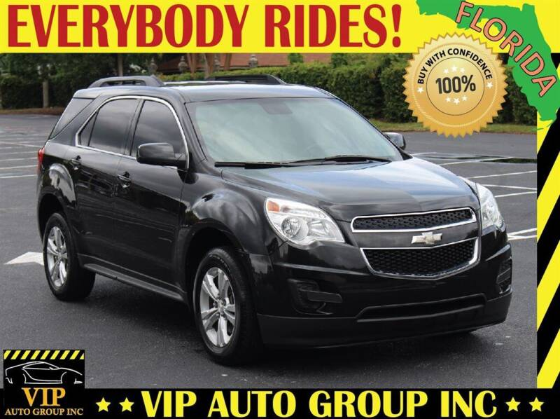 2014 Chevrolet Equinox for sale at VIP Auto Group in Clearwater FL