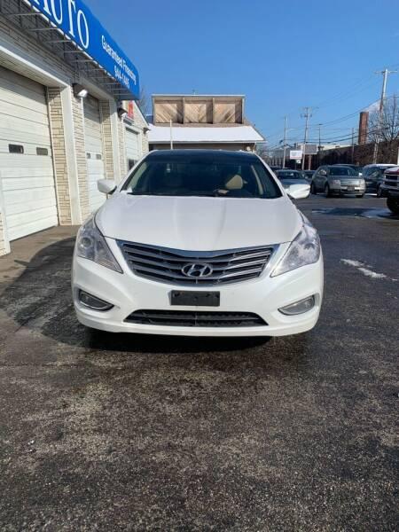 2014 Hyundai Azera for sale at Caravan Auto in Cranston RI