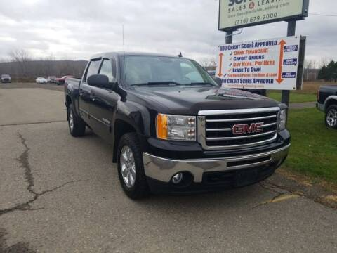 2013 GMC Sierra 1500 for sale at Sensible Sales & Leasing in Fredonia NY