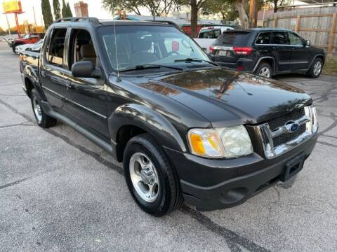 2005 Ford Explorer Sport Trac for sale at AWESOME CARS LLC in Austin TX
