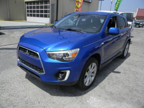 2015 Mitsubishi Outlander Sport for sale at Meridian Auto Sales in San Antonio TX