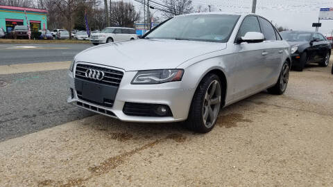 2011 Audi A4 for sale at PRESTIGE MOTORS in Fredericksburg VA