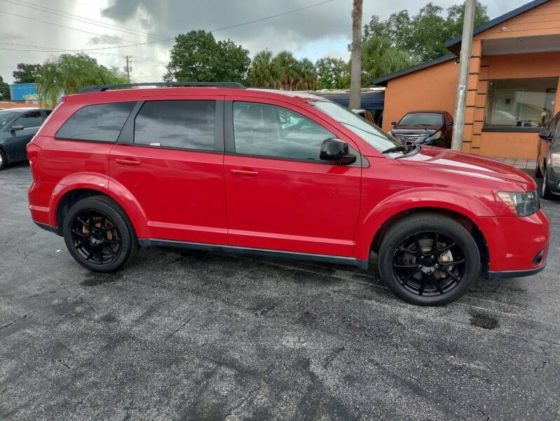 2014 Dodge Journey for sale at Hot Deals On Wheels in Tampa FL
