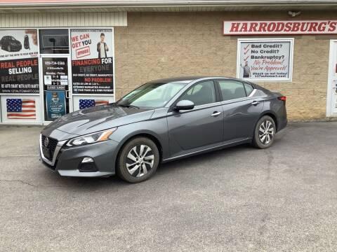 2019 Nissan Altima for sale at Auto Martt, LLC in Harrodsburg KY