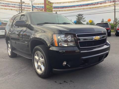 2012 Chevrolet Tahoe for sale at Active Auto Sales in Hatboro PA