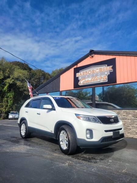 2015 Kia Sorento for sale at Harborcreek Auto Gallery in Harborcreek PA