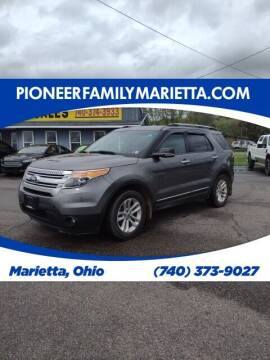 2011 Ford Explorer for sale at Pioneer Family preowned autos in Williamstown WV