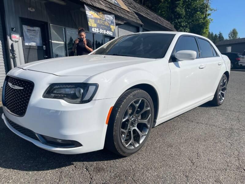 2016 Chrysler 300 for sale in Lynnwood, WA