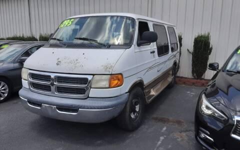 2003 Dodge Ram Van for sale at Mathews Used Cars, Inc. in Crawford GA