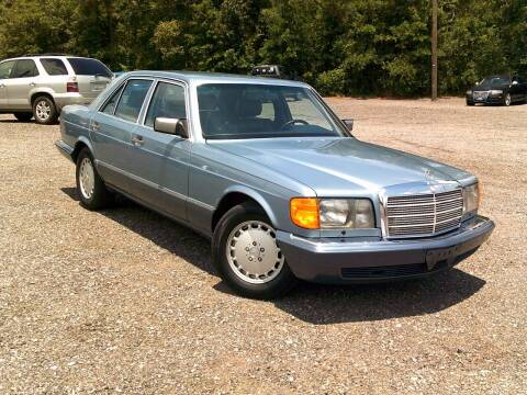 1989 Mercedes-Benz 300-Class for sale at Let's Go Auto Of Columbia in West Columbia SC