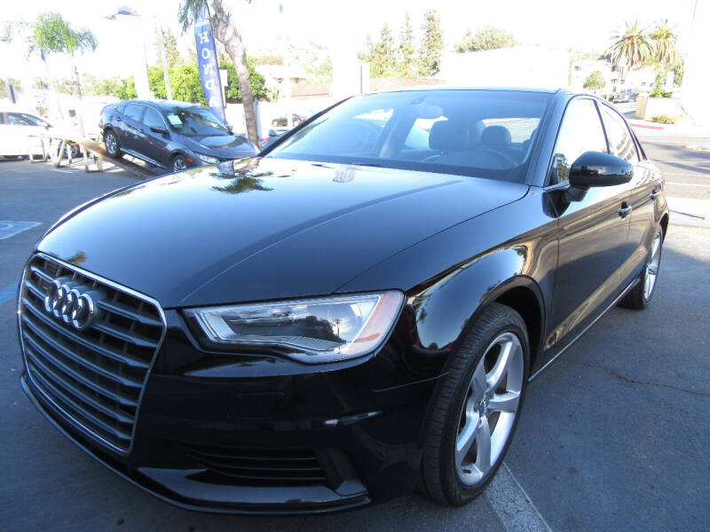 2015 Audi A3 for sale at Eagle Auto in La Mesa CA