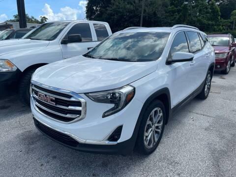 2019 GMC Terrain for sale at P J Auto Trading Inc in Orlando FL