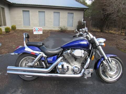 2003 Honda VTX for sale at Blue Ridge Riders in Granite Falls NC
