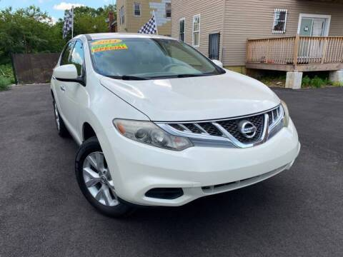 2014 Nissan Murano for sale at PRNDL Auto Group in Irvington NJ