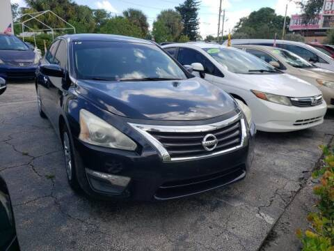 2013 Nissan Altima for sale at Mike Auto Sales in West Palm Beach FL