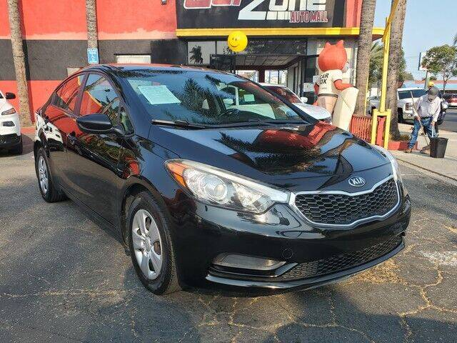 2016 Kia Forte for sale at Carzone Automall in South Gate CA