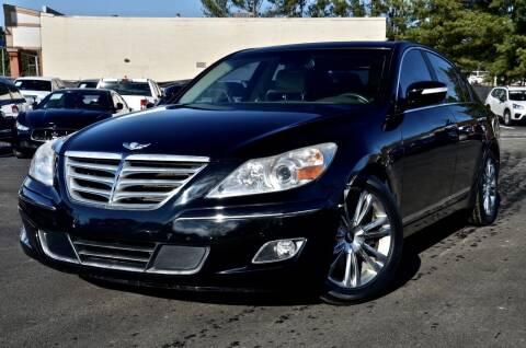 2011 Hyundai Genesis for sale at Carxoom in Marietta GA